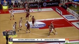 VL Pesaro-Umana Reyer Venezia 86-89