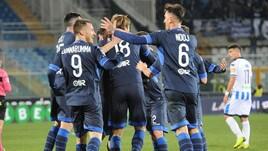 Serie B, Brescia da urlo: 5-1 al Pescara