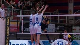 Volley: A2 Maschile, Girone Bianco, Mondovì batte anche Spoleto