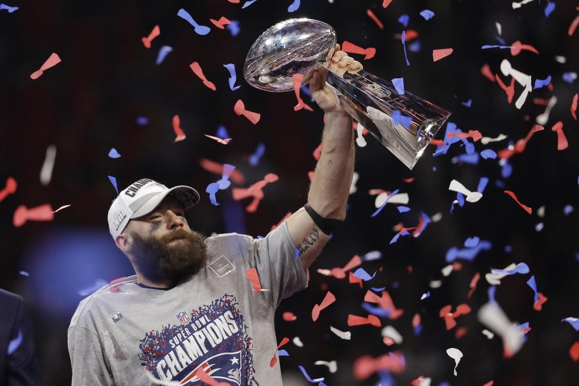 Super Bowl NFL: vittoria per i New England Patriots sui Rams. Brady nella leggenda