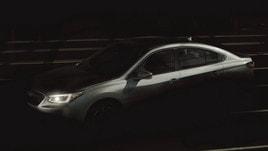 Nuova Subaru Legacy, teaser della media delle Pleiadi
