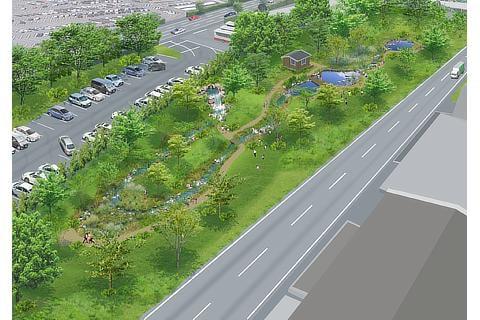 Toyota, un progetto di tutela ambientale nello stabilimento di Tsutsumi