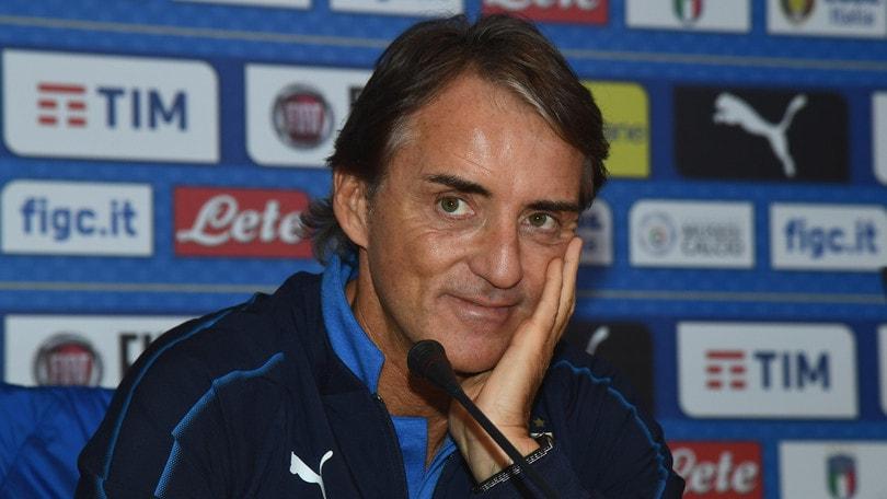 Mancini: «Sono ottimista, Zaniolo titolare è un bene per l'Italia»