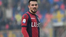 Serie A Bologna, differenziato per Sansone