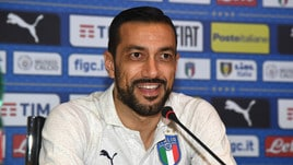 Quagliarella: «Ritrovare la Nazionale? È la conferma che Mancini segue tutti»