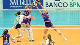 Volley: Challenge Cup Femminile, Monza affronta l'andata dei Quarti
