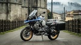 Mercato 2 ruote: Honda SH 300 e BMW GS in vetta