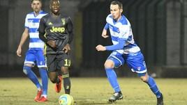 Serie C Pro Patria-Juventus U23 2-1. Decidono Le Noci e Boffelli