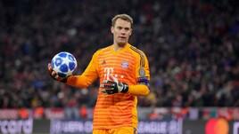 Neuer infortunato al pollice, il Bayern Monaco rischia di perderlo per tre mesi