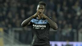 Serie A, Frosinone-Lazio 0-1: Caicedo aggancia la Roma
