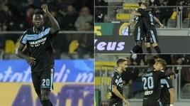 Frosinone-Lazio 0-1: sblocca e chiude Caicedo