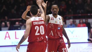 Basket, Serie A: Pistoia si batte bene ma vince l'Olimpia Milano