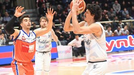 Basket, Serie A2: la Fortitudo Bologna domina Jesi