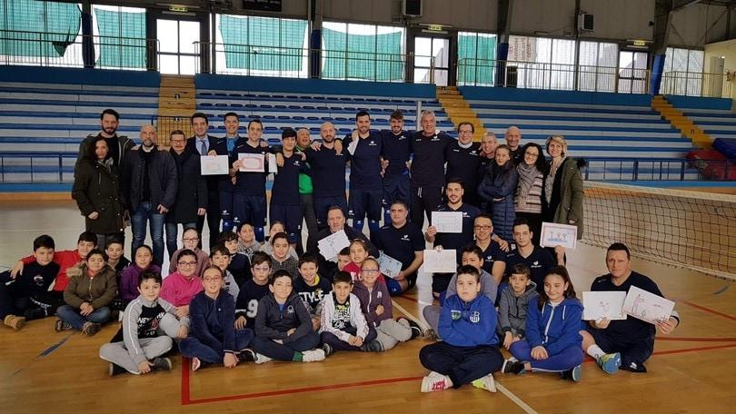 Sitting Volley: concluso a Montesilvano lo stage della nazionale maschile