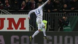 Cagliari-Atalanta 0-1, Hateboer proietta la Dea verso il quarto posto