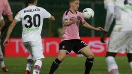 Serie B Palermo-Foggia 0-0. Stellone resta al secondo posto