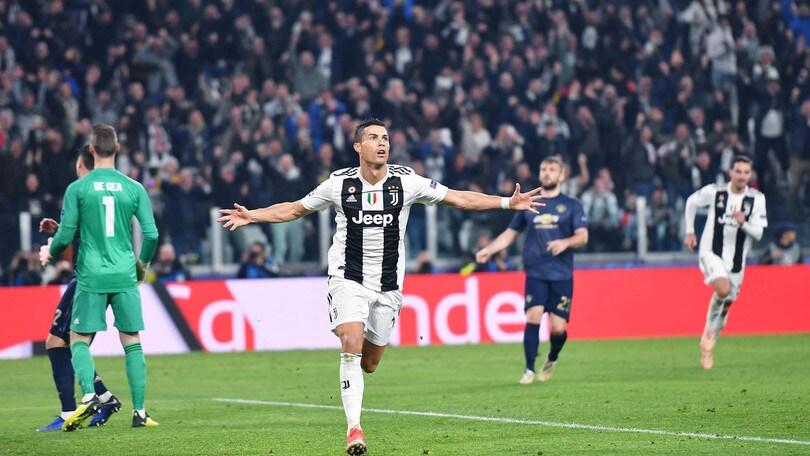 Champions League, il gol più bello è quello di Ronaldo contro il Manchester United