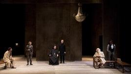 I Fratelli Karamazov sul palco del Teatro Eliseo