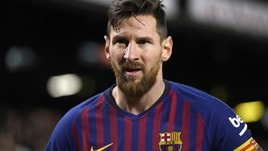 Barcellona, Messi in dubbio per il Clasico di Coppa