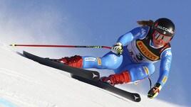 Mondiali di sci, argento per Sofia Goggia nel SuperG. Oro a Mikaela Shiffrin