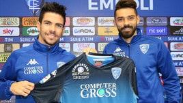 Serie A Empoli, Farias: «Volevo nuovi stimoli». Pajac: «Con la Lazio non sarà facile»