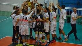 Volley: A2 Maschile, Girone Bianco, mercoledì il recupero Leverano-Reggio Emilia