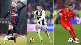 Ronaldo, auguri in compagnia: ecco gli altri che festeggiano