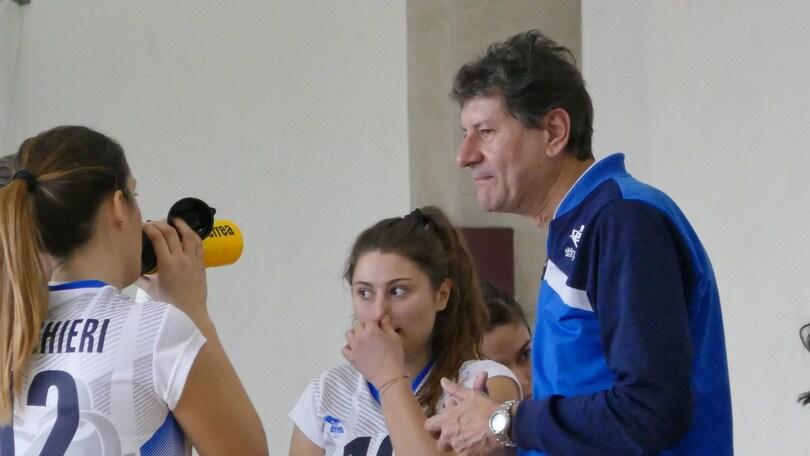 Sitting Volley: la nazionale femminile si raduna a Montesilvano