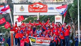 Rallye Monte-Carlo, vittoria storica per Citroen
