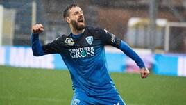 Serie A Empoli, Caputo: «Andare in doppia cifra era il mio obbiettivo»
