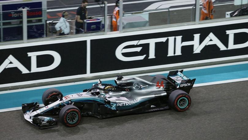 F1 Mercedes, addio alla livrea argento?