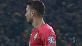 Coppa di Germania - Eroe Pavlenka, Dortmund fuori ai rigori