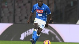 «Manchester United: assalto a Koulibaly»