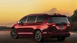 Chrysler e Dodge: Anniversary Edition per Pacifica e Gran Caravan