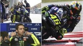 MotoGp, Rossi cambia look: in Malesia col casco nuovo