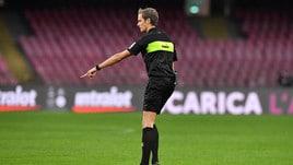 Serie A, Lazio-Empoli affidata a Chiffi