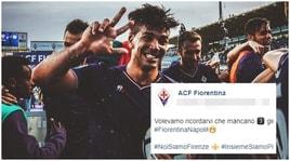 Fiorentina-Napoli, un post scatena i social: «Amici della Juve»