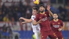 Roma, Fazio: «Dobbiamo giocare ogni partita come fosse una finale»
