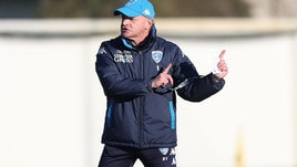 Serie A Empoli, Iachini: «Lazio? Dovremo essere perfetti»