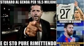 Genoa, scatta l'obbligo di riscatto per Sturaro dalla Juventus. E i social si scatenano