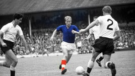 Bobby Charlton, il campione che visse due volte
