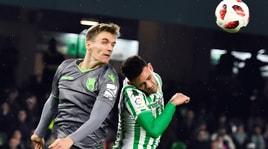 «Roma, Monchi mette gli occhi sul difensore Llorente»
