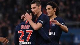 Coppa di Francia, che fatica per il Psg: vittoria ai supplementari