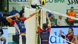 Volley: Superlega, Monza domina il posticipo con Vibo Valentia