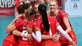 Volley: Cev Cup, Busto supera 3-0 il Mulhouse