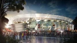 Stadio, la Roma punta il 2022