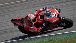 MotoGp, Sepang: Dovizioso risale nei test, bene anche Rossi