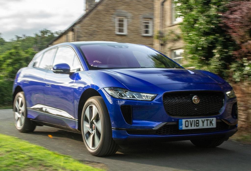 Auto dell'Anno 2019: Jaguar I-Pace, la scheda
