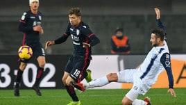 Barella è tornato: il Cagliari respira