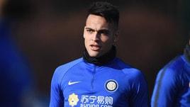 Lautaro Martinez: «Mio padre aveva torto. Sto bene all'Inter»